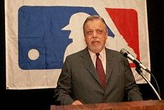 A. Bartlett Giamatti, photo courtesy of Major League Baseball