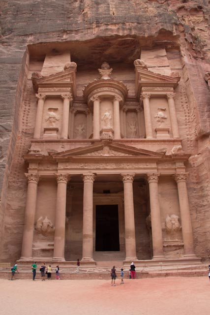 Petra, Day 1