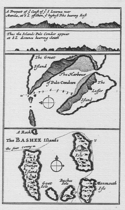 dampier-bashee-map