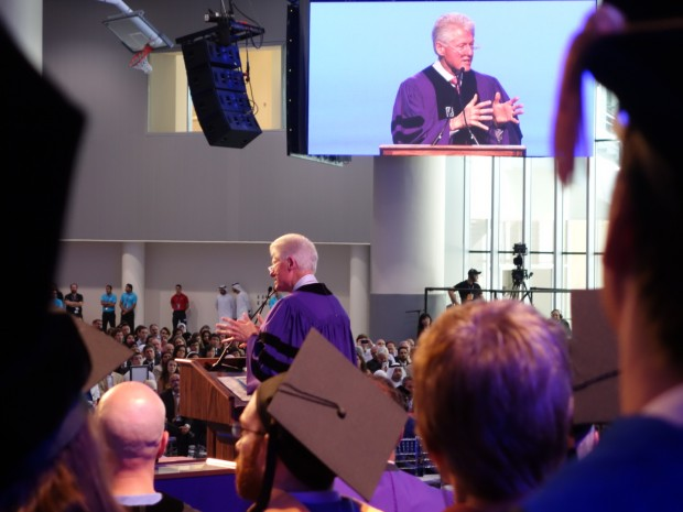 nyuad-commencement-clinton